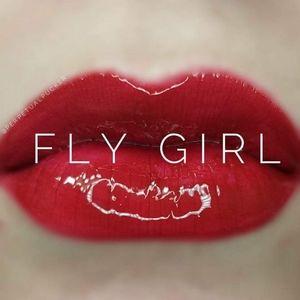 Fabulous Lipsense lip color Fly Girl